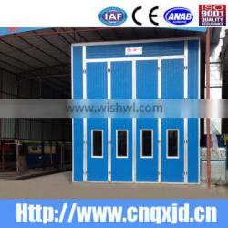 Customized Automobile Large Truck Paint Booth for Sale