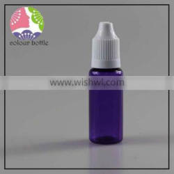 trade assurance wholesale 5ml-200ml blue round glass dropper bottle for essential oil with cap
