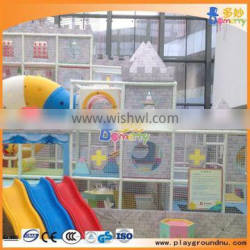 Top quality china new products more safety indoor kids play centre
