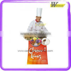 Cardboard Display Advertising Standee from China for Chowking