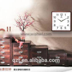 Multi-functional HD 1080P wifi wall clock camera