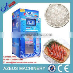 Bagged ice vending machines with coin operated system/ice and water vending machine