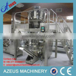 Fully Automatic Stainless Steel Multi Function Sachet Packing Machine