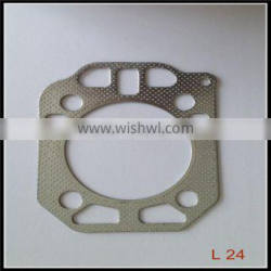 Diesel Engine Tractor Parts Cylinder Head Gasket for L24