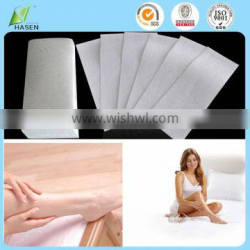 Wholesale non woven hair removal waxing strips