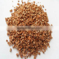 Expanded Vermiculite high temperature insulation use