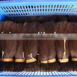 large quantity 100% Brazilian double drawn human hair extensions
