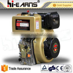 10hp air cooled small Tractor diesel engine