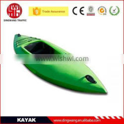 2015 New Made in China DINGWANG Cheap Plastic Kayak