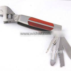 """""""stock""""mini car tools Multi Wrench/wrench/Multi tool promotion gift function tool 4040"""