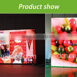Outdoor Super Market/Parking Entrance Widely Use Full Color P6 Top Quality LED HD Smart Advertising Display Screen