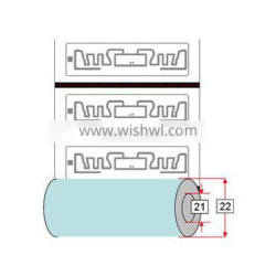 High Performance RFID Inlay for RFID Tag/PVC Cards/Wristbands/Key Fobs with Low Price