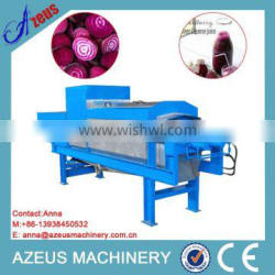 China automatic hydraulic vegetables waste press machine with single press