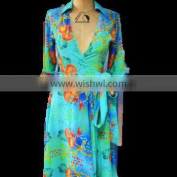 modesty Evening Print Dress Printed Dress / Causal Dress Garment Printing