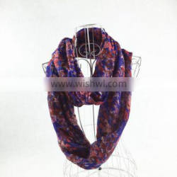 newest style various flora print fashionable scarf