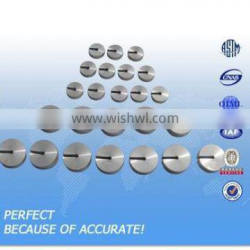OIML F1 F2 M1 class 1g-200kg slotted weight, slotted calibration weight, slotted weight set for lab