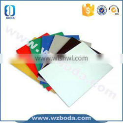 New promotion binding material plastic binding comb / pvc binding cover