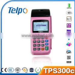 Telpo300c Mobile Payment/lottery handheld gprs pos terminal with sdk Quality Choice