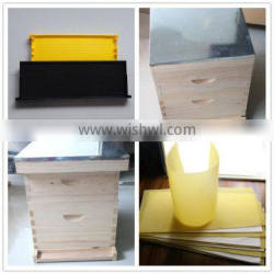 wooden beehive/plastic beehive frame and beehive accessories
