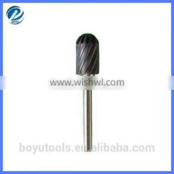 high quality tungsten rotary burrs