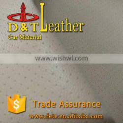 pu material car synthetic leather