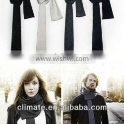 Scarves and neckties