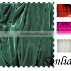 Flame Resistant stage curtain fabric