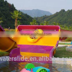 FRP/Fiberglass Reinforced Plastic water rides slides attractions