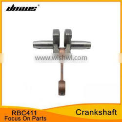 RBC411 40.2CC Brush Cutter Crankshaft