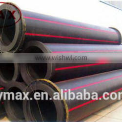 Wear/ Corrosion Resistant HDPE pipe used in Mining Site