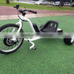 Latest Electric Drift Trike Bike, Lithium Batter 48V 1000W Drift Bike, 48V 1000W 18AH Drift Bike, Electric Drift Tricycle.