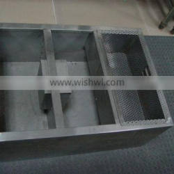Stainless Steel Grease Trap for Commercial Kitchen