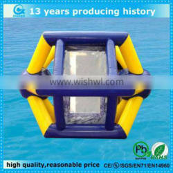 adults inflatable water roller games