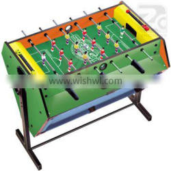 Green 30 Inch 3-in-1 Swivel Game Table Soccer Table /Pool Table /Air Hockey Table