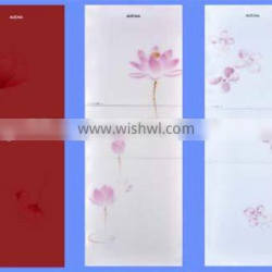 tempered silk screen printing glass panel for refirgerator