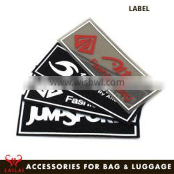 New products custom rubber bag tags rubber luggage tag
