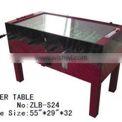 High-ended coin operated soccer table
