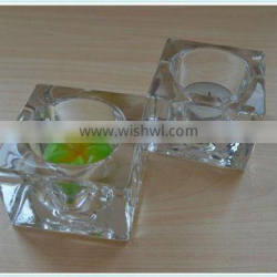 bases for flower arrangments,hollow glass spheres