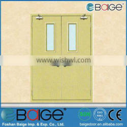 BG-F9035 metal fire rated glass door prices
