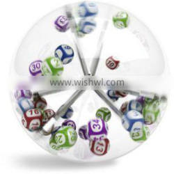 Resreach and Development System Solutions for Lottery