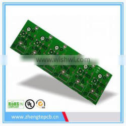 "10 layers 2-5u"" gold immersion gold PCB ENIG PCB"