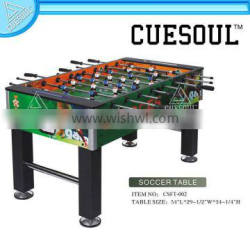 Cuesoul Cheap Soccer Table, CUESOUL MDF SOCCER TABLE