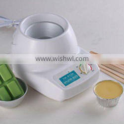 Removal unwanted hair from body use depilatory wax heater