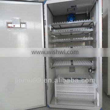 High quality poultry egg incubator egg incubation machine for sale