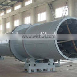 Hot selling high efficient coal slime rotary dryer from Taida