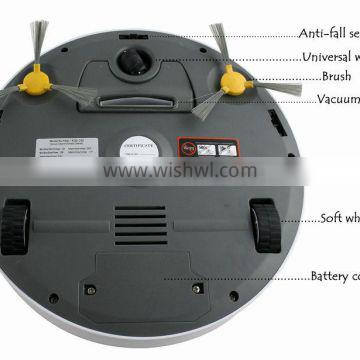 Low Noise Automatic Cleaning Machine Robot Vacuum Cleaner Wholesale