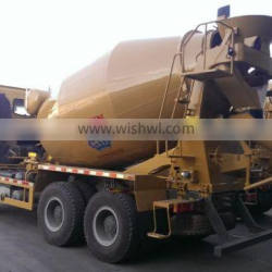 Sinotruk Well-Used A7 14 m3 Concrete Mixer Truck with Low price for sale