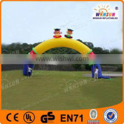 Inflatable Advertising Door Arch Wedding Advertising Arch