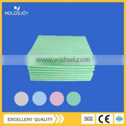 Color CUstomized Absorbent Nursing Care Disposable Underpad