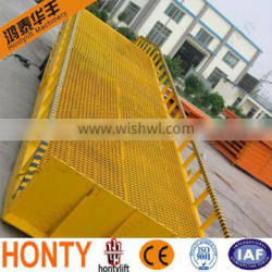 good quality manufacturer price Manual&Electric aluminum yard ramps